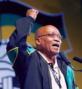 Jacob Zuma photo