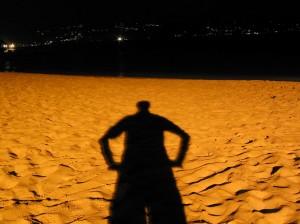 Giant on the beach photo