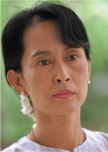 Aung San Suu Kyi - Burma or Myanmar photo